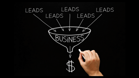outsourced lead generation image